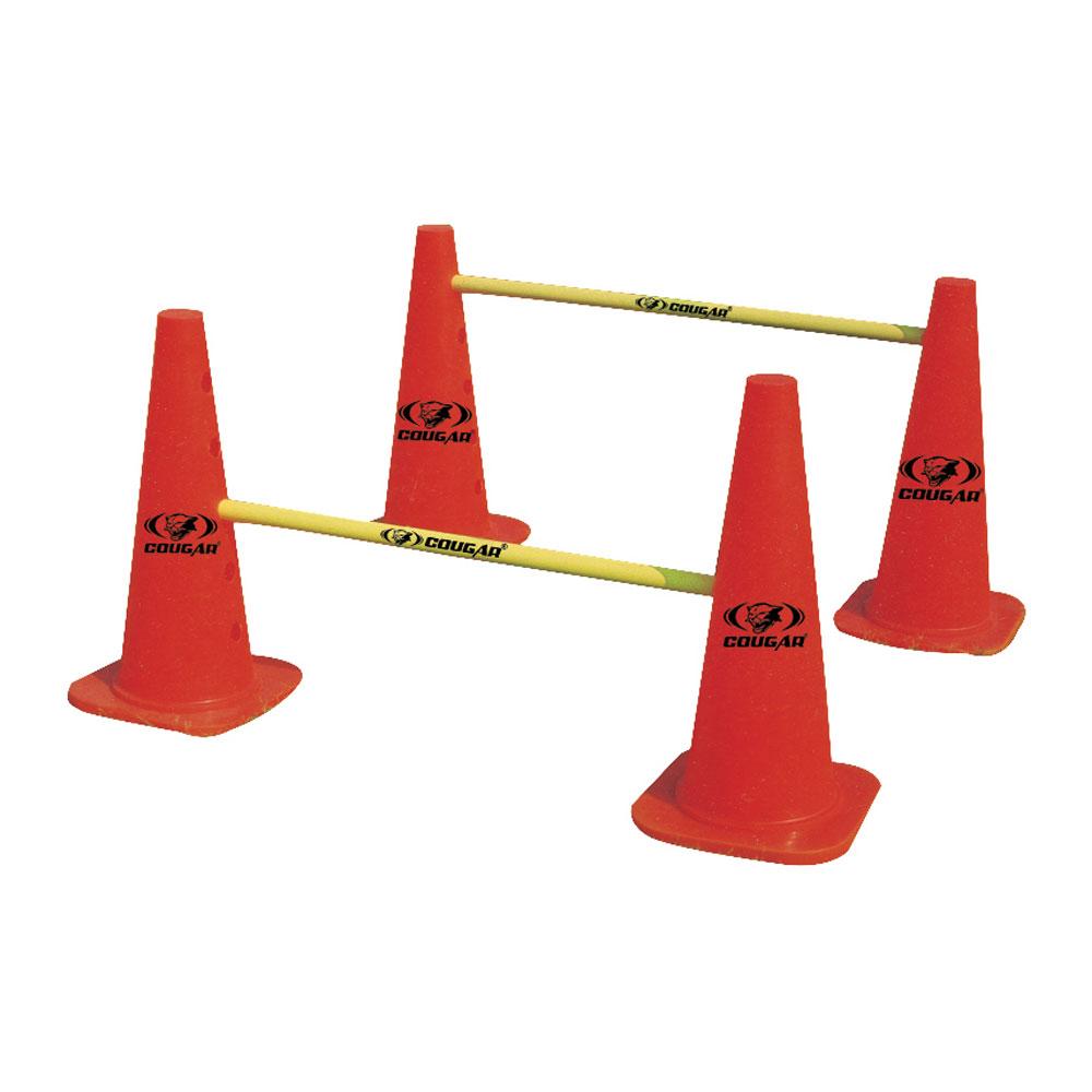 Agility Hurdle Cones Sets with Poles '