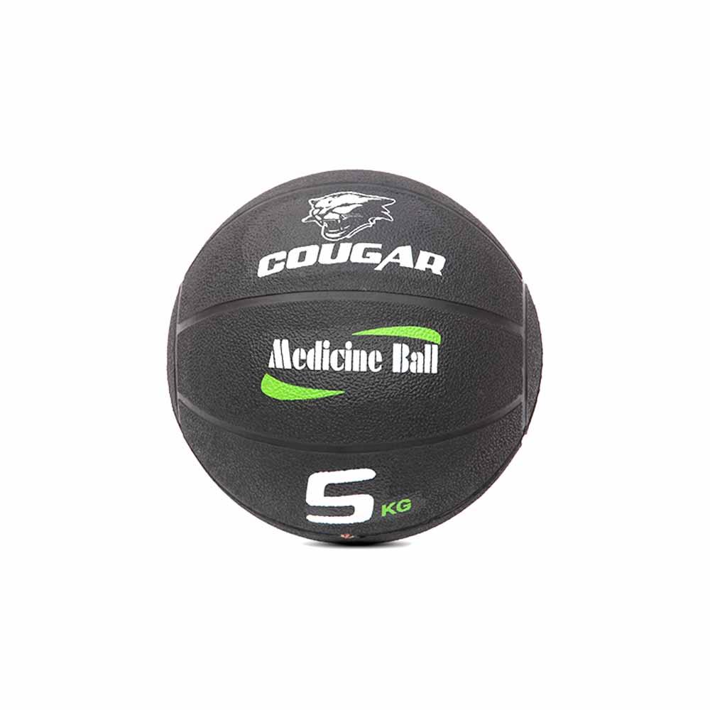 Rubber Medicine Ball'